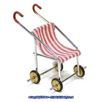 Sale $1 Off - Dollhouse Umbrella Stroller - Product Image