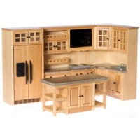 Disc $35 Off - Oak Up to Date Kitchen - Product Image