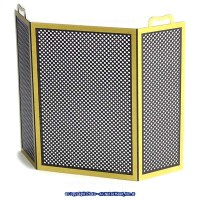 § Disc $2 Off -  Dollhouse Straight Fireplace Screen - Product Image