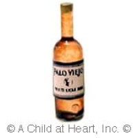 § Disc .70¢ Off - Palo Viejo Dark Rum Bottle - Product Image