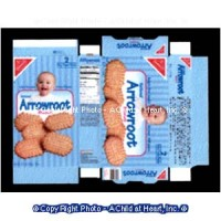 (*) Modern Baby Cookie Box (Kit) - Product Image