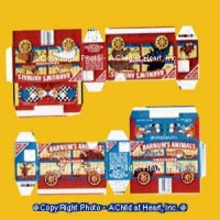 (**) 2 pc Kids Animal Cracker Box (Kit) - Product Image