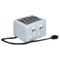 (**) Discontinued - Dollhouse 4 Slice Toaster - Product Image