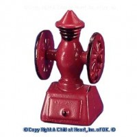 Dollhouse Old Fashion Coffee Grinder - Product Image