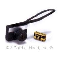 (§) Sale .20¢ Off - Dollhouse Camera with Film - Product Image