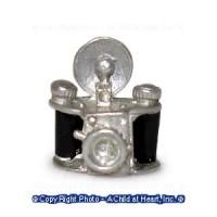 (§) Sale - Dollhouse Vintage Styled Flash Camera - Product Image
