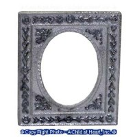 Dollhouse Oval Center Rectangular Frame - Product Image