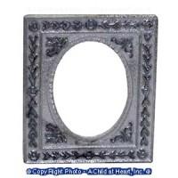 Dollhouse Oval Center Rectangular Frame - Product Image