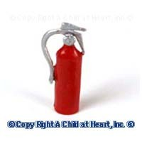 (*) Small Fire Extinguisher - Product Image