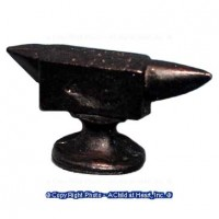 Dollhouse Black Anvil - Product Image