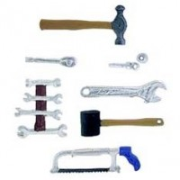 Dollhouse Automotive Tool Set - Product Image
