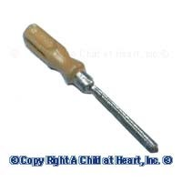 (§) Sale - Dollhouse Philips Screwdriver - Product Image