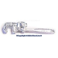 § Sale - Dollhouse Large Pipe Wrench - Product Image