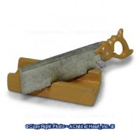 Sale - Saw with Miter Box - Product Image