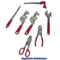 § Sale .60¢ Off - 7 pc Budget Tool Set - Product Image