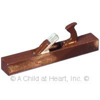 (**) Dollhouse Antique Plane - Product Image