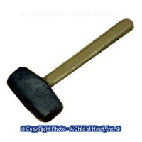 Dollhouse Blacksmith's Hammer - Product Image