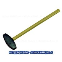(§) Sale - Dollhouse Sledge Hammer - Product Image