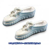 (**) Dollhouse Nurse's Shoes - Product Image