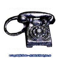 § Sale - Rotary Desk Phone - Product Image