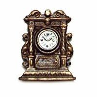 § Sale - Dollhouse Delft Clock - Product Image
