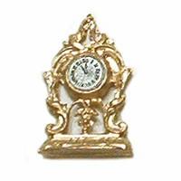 (§) Disc / Sale - Dollhouse Ornate Victorian Mantel - Product Image