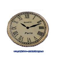 Dollhouse Paris Wall Clock - Product Image