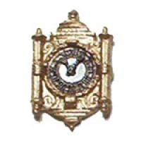 Sale - Beautiful Dollhouse Wall Clock - Product Image