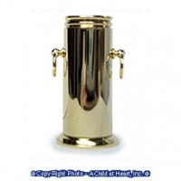 § Disc. $1 Off - Brass Umbrella Stand - Product Image