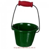 (*) Dollhouse Bucket- Choice of Colors - - Product Image