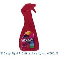 (§) Disc .60¢ Off - Dollhouse Spray Carpet Cleaner - Product Image