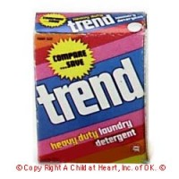 § Disc $1. Off - Dollhouse Trend Laundry Detergent - Product Image