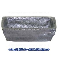 Dollhouse Heavy Metal Loaf Pan - Product Image