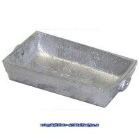 § Sale - Dollhouse Metal Baking / Bread Pan - Product Image