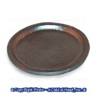 (*) Dollhouse Heavy Metal Pizza Pan - Product Image