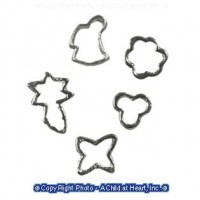 (**) Dollhouse Cookie Cutter Set B - Product Image