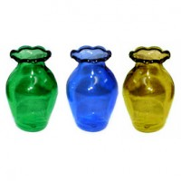 (§) Sale .20¢ Off - Glass Vase # 1 - Product Image