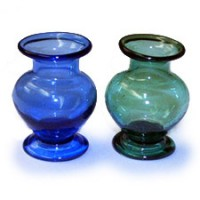 (§) Sale .20¢ Off - Glass Vase # 3 - Product Image