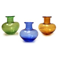§ Sale .20¢ Off - Glass Vase # 4 - Product Image