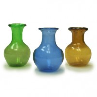 (§) Sale .20¢ Off - Glass Vase # 5 - Product Image