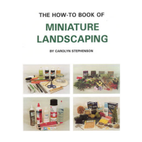 (*50% Off *) How-To Miniature Landscaping - Product Image