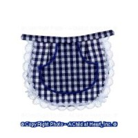 Dollhouse Miniatures Waist Apron- Choice of Color - - Product Image