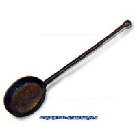 Dollhouse Long Handle Colonial Pan - Product Image