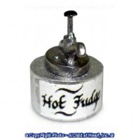 Dollhouse Hot Fudge Dispenser - Product Image