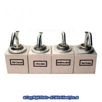 Dollhouse Single Syrup Dispenser - Product Image