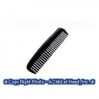 Sale - Small Dollhouse Barber Comb - Product Image