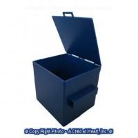 Sale $5 Off - Dumpster, Dark Blue - Product Image