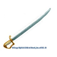(§) Sale - Dollhouse Dress Sword - Product Image