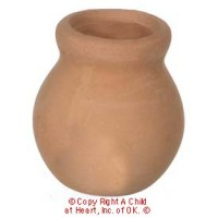 Dollhouse Terra Cotta Pot - Product Image