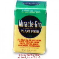 § Sale .20¢ Off - Box of Miracle Grow - Product Image
